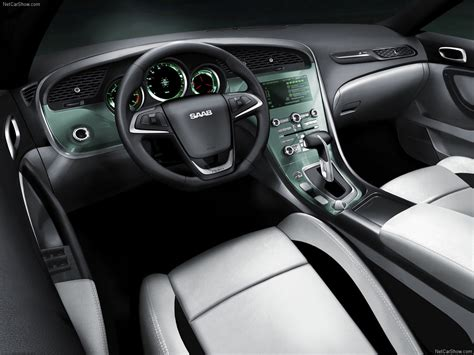 Saab 9 4x Interior by Xjannohan Saab 9 4x Interior