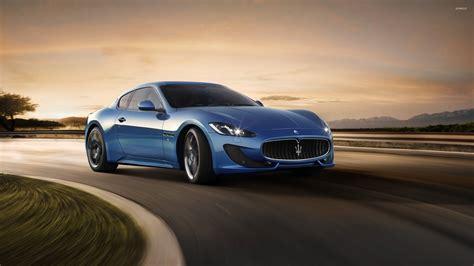 Maserati Gran Turismo Hd Wallpaper