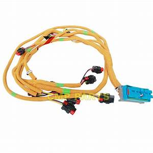 C6 4 Engine E320d 320d Wire Harness 296