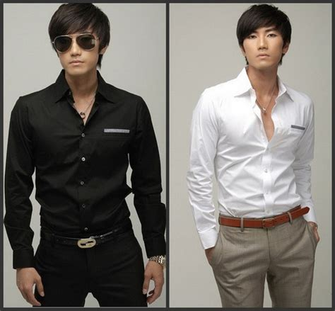 10 Super Hot Asian Men Outfit Ideas