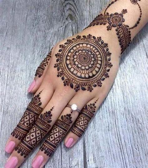 latest bridal mehndi designs collection
