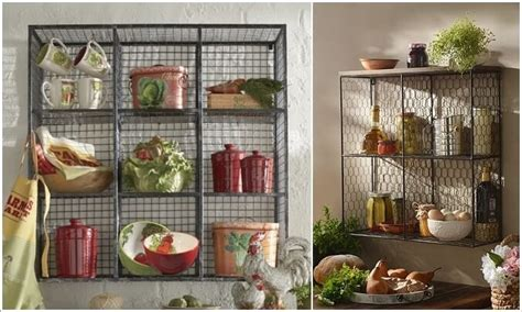 Amazing Kitchen Wall Storage Solutions-home