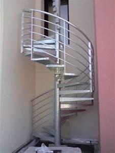 Escalier Helicoidal Exterieur Prix : multi steel conceptions m talliques sur mesure ~ Premium-room.com Idées de Décoration