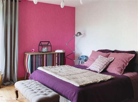 peinture chambre romantique couleur chambre décoration