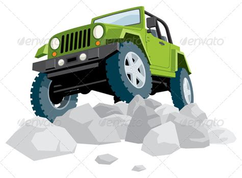 jeep cartoon offroad jeep wrangler off road cartoon tinkytyler org stock