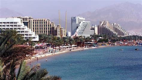 Eilat Israel Red Sea