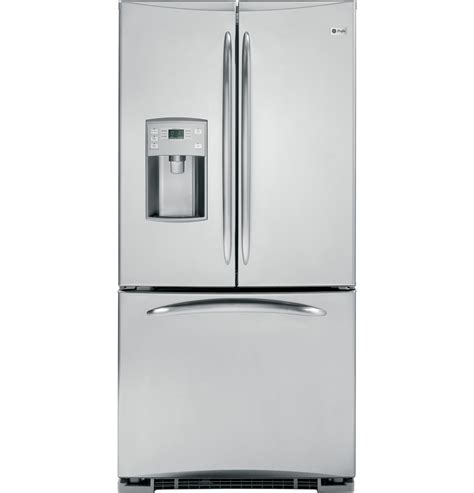 ge profile energy star  cu ft french door refrigerator pfssmjyss ge appliances