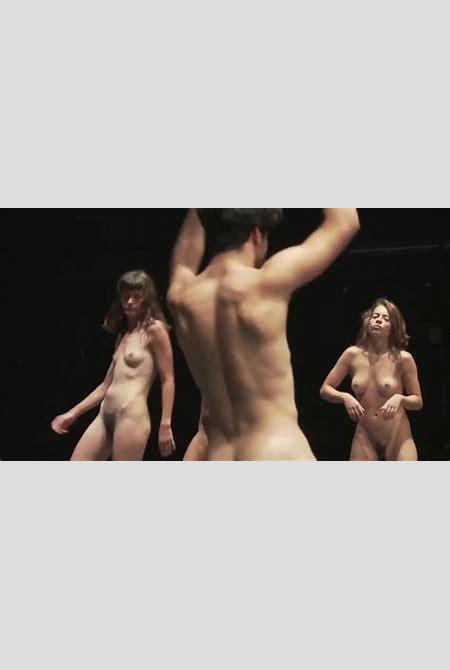 Nude Dance Performance - Hot Girls Wallpaper