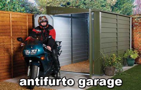 Antifurto Box Auto by Antifurto Garage Quale Scegliere E Quanto Costa