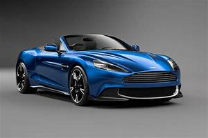 Meet Aston Martin's stunning new Vanquish S convertible