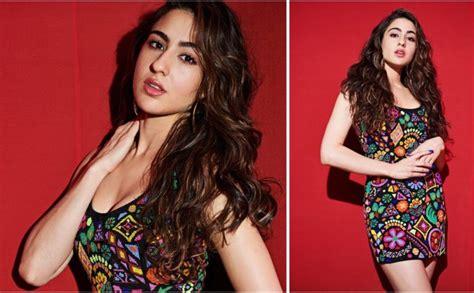Sara Ali Khans Designer Floral Skirt Is Rs 643 Only
