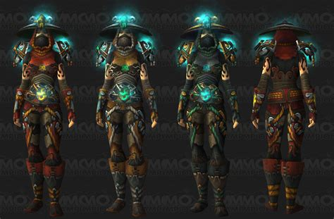 World Of Warcraft Undead Wallpaper Monk Tier 15 And Season 13 Armor Sets Preview Patch 5 2 Scenarios Blue Tweets Mmo Chion