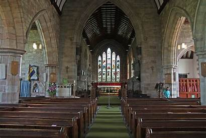 Kempsey Church Worcestershire Mary St July Churches