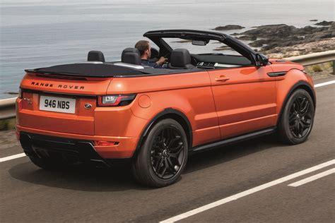 Range Rover Evoque Convertible 2018 Land Rover Autopareri