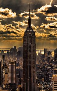 Empire State Building New York City