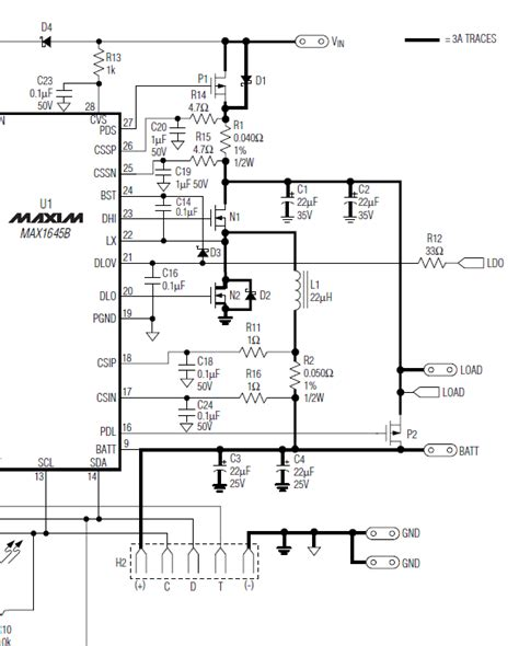 Mosfet Problem With Maxb Test Circuit Electrical