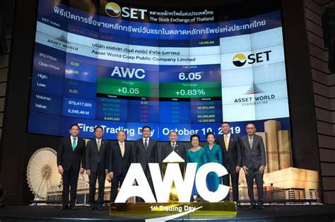 AWC | StockRadars News