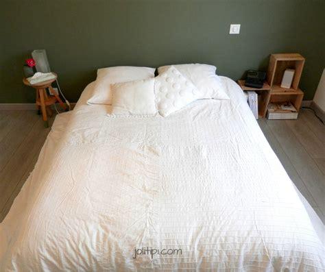chambre deco bois chambre kaki et blanc visite joli tipi