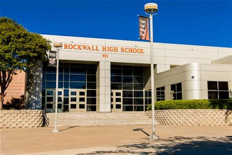 rockwall high school homepage