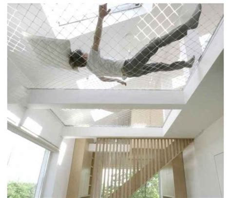Hammock From Ceiling by Ceiling Hammock 7 Insanely Clever Remodeling Ideas For