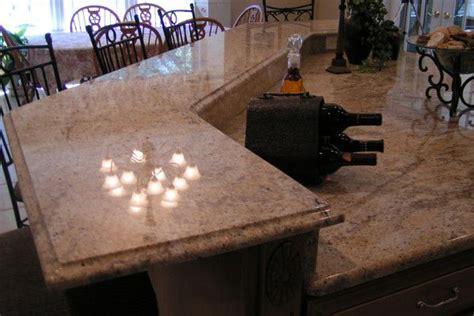 ogee edge profile granite counter top level