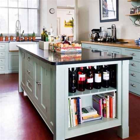 Kitchen Islands As Extra Storage  Sortrachen