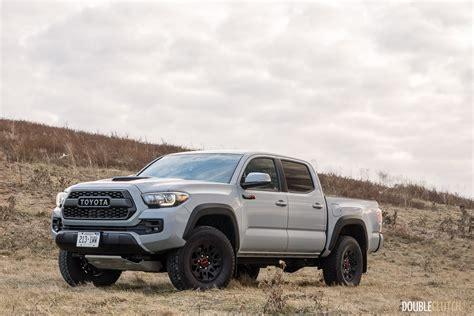 4x4 Toyota Tacoma 2017 toyota tacoma trd pro 4x4 doubleclutch ca