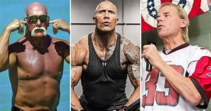 Wrestlers Who Deflated Without The Juice And Who Are Still Ripped Without It
