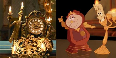 New 'beauty And The Beast' Cast Compared To The Original