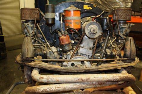 porsche  engine  sale running speedsterowners