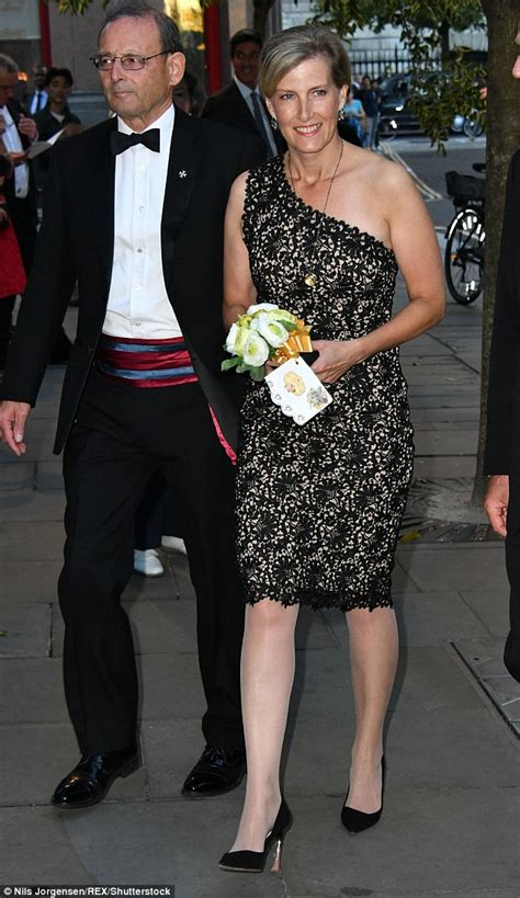 Sophie, Countess of Wessex joins Myleene Klass at the ...