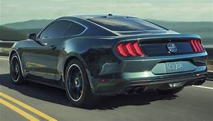 Dark Highland Green 2020 Ford Mustang Bullitt Fastback - MustangAttitude.com Photo Detail