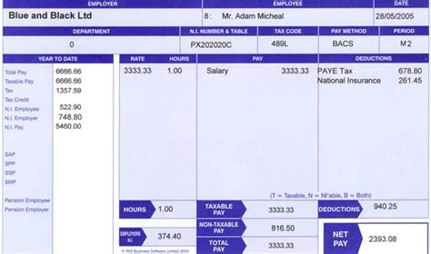 cheapestpayslipspcouk computer generated payslips