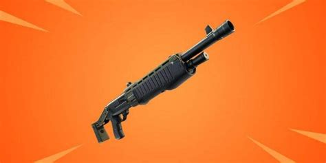 legendary  epic pump shotguns revealed  fortnite