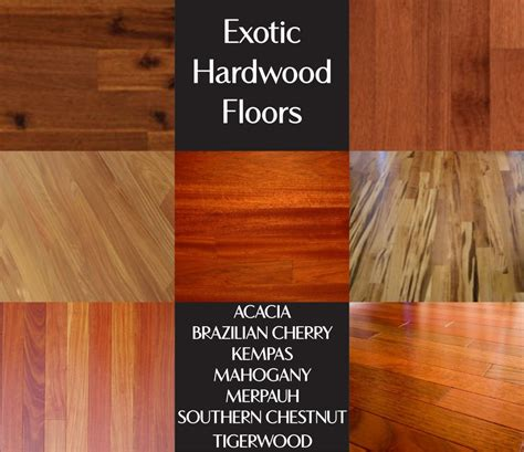 5 types of hardwood exotic hardwood in portsmouth the b c floor store llc