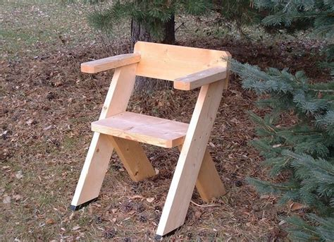 outdoor wood chair diy chairs 11 ways to build your
