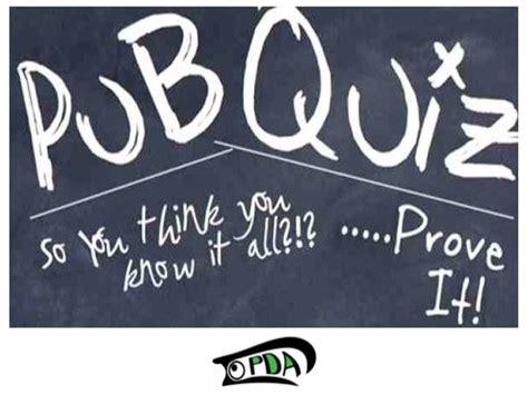 tuesday night pub quiz mahonys starting oct ubc