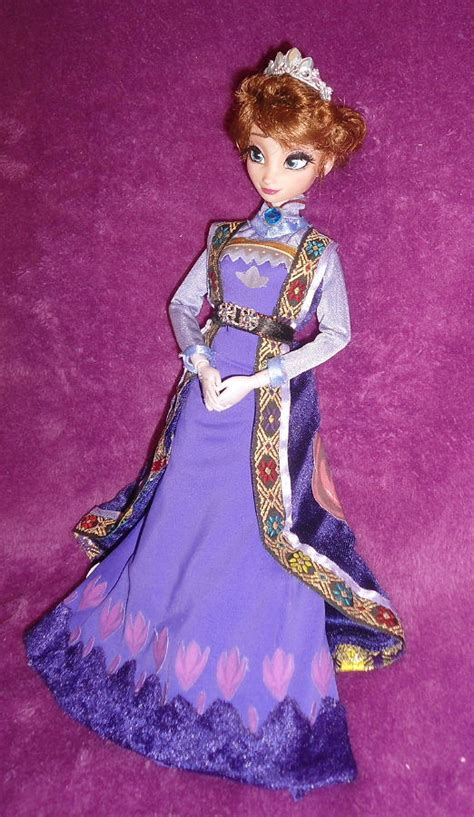 king agdar queen idun  frozen  dolls