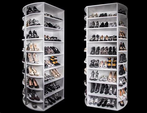 360 organizer spinning closet organizer for shoe closets