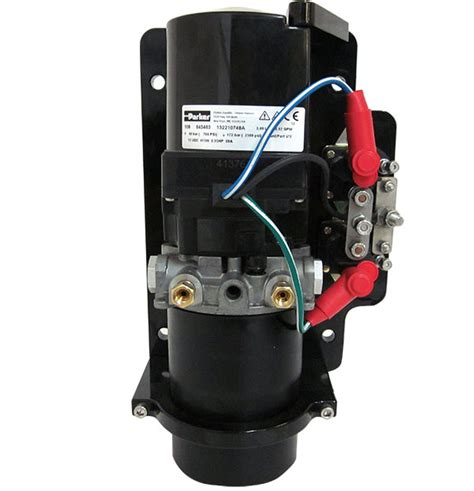 hardin marine bulkhead mount high performance trim pump