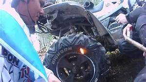 Reparation Pneu Flanc : raid tgb carpates 1001 quads reparation pneu youtube ~ Maxctalentgroup.com Avis de Voitures
