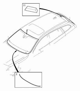 Volvo S60 Windshield Glass  Rear   Variant Code   Fw04 Or