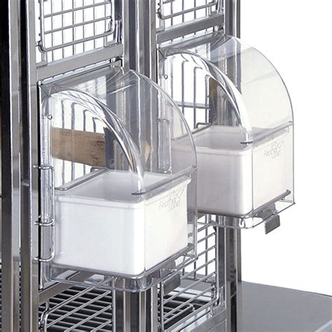 sugar glider cage sapodilla sanctuary stainless steel bird cage stainless