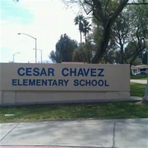 Cesar Chavez School - Elementary Schools - Coachella, CA ...