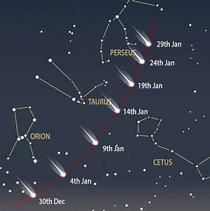 Comet Lovejoy Captured In Dazzling Time