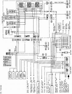 85 Nissan 300zx Fuse Box Diagram
