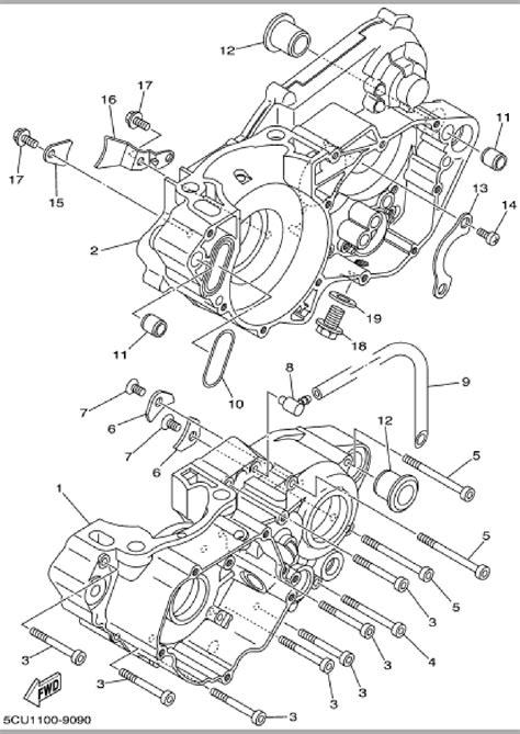 yamaha yz250 cylinder engine diagram yamaha fzr400 engine