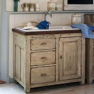 evier 1 bac pour meuble bmv1 beige interior39s With meuble evier 1 bac