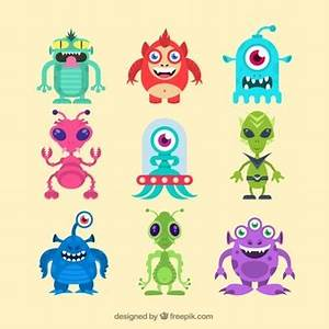 Alien Vectors, Photos and PSD files | Free Download