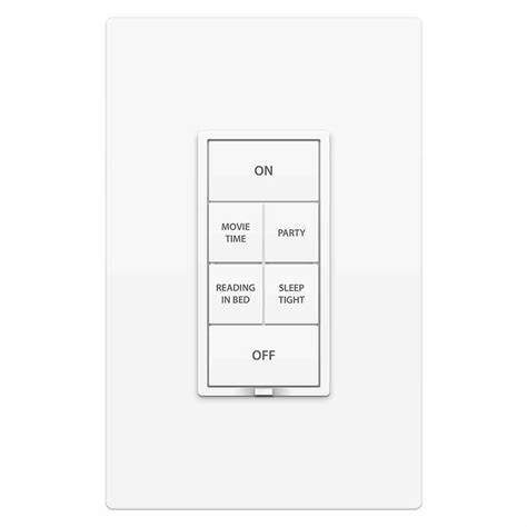 floor l with remote control dimmer insteon interruptor control dimmer switch branco r
